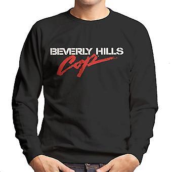 Beverly Hills Cop Logo Men's Sweatshirt
