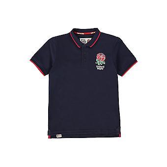 RFU England Core Polo Shirt Junior Boys