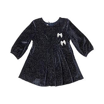 Babyball σκούρο μπλε φόρεμα λάμψης