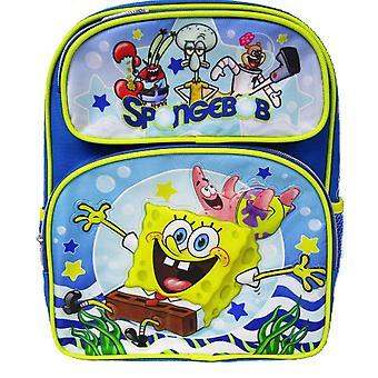 Small Backpack - SpongeBob SquarePants - Smooth Sailing 12
