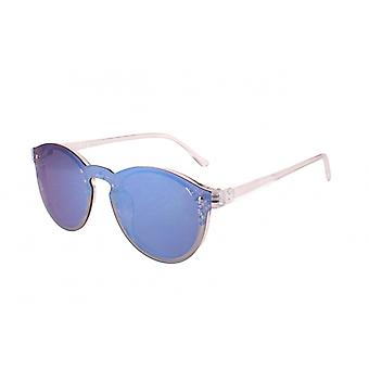 Sunglasses Unisex Cat.3 Blue Lens (19-070)