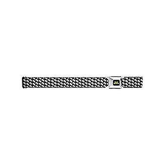Seatbelt Belt - Space Invaders - V.10 Adj 24-38' Mesh New sia-wsi009