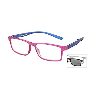 Reading Glasses Unisex Le-0191D Florida Pink Strength +2.00