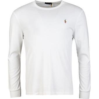 Polo Ralph Lauren Custom Slim Fit Langarm T-Shirt