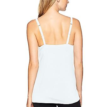 Marque - Arabella Women's Scoop Neck Nursing Tank, Bright White, X-Large