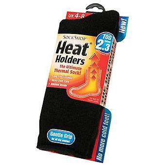 Heat Holders Women's Original Thermal Socks Black