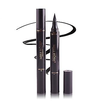 Eyeliner Liquid Make Up Pencil - Waterproof Double Ended Stamps