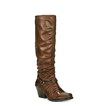 Baretraps | Roz Block-Heel Riding Boots