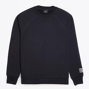 PS Paul Smith - Sweatshirt en coton biologique - Noir