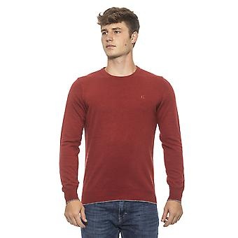 Red Sweater Conte of Florence man