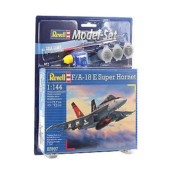 Revell Model Set F/A-18E Super Hornet