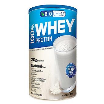 الكيمياء الحيوية 100% مصل اللبن بروتين, نكهة طبيعية 12.3 أوقية