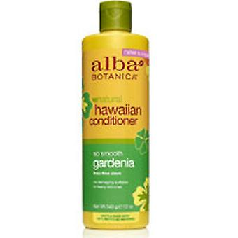 Alba Botanica Hawaiian Hair Conditioner, GARDENIA HYDRATED , 12 OZ