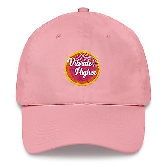 Vibrieren höhere Papa Hut