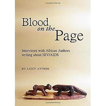 Bloed op de pagina: Interviews met Afrikaanse auteurs schrijven over HIV / AIDS