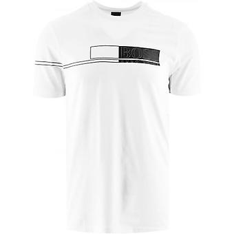BOSS White Tee 1 T-Shirt