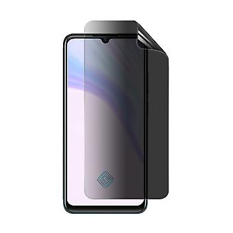 Celicious Privacy Plus 4-Way Anti-Spy Filter Screen Protector Film Compatible with vivo X50 Lite