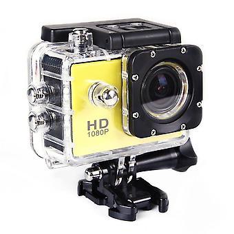 كاميرا فيديو رقمية مضادة للماء عالية الدقة - كاميرا عدسة واسعة الزاوية