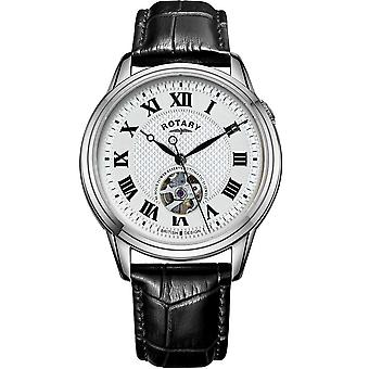 Mens Watch Rotary GS05365/70, Automatic, 40mm, 5ATM