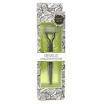 Revele Stainless Steel Eyelash Comb