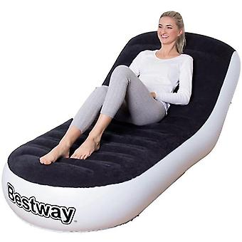 Room Inflatable Bed One Modern Furniture Sofa Adult Pvc Floor Chair Leather