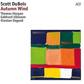 Scott Dubois - Autumn Wind [CD] USA import