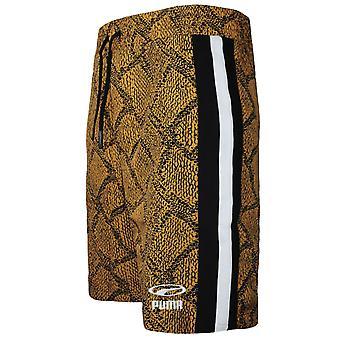 Puma φίδι πακέτο luXTG υφαμένα ανδρικά σορτς AOP casual παντελόνι 579909 03