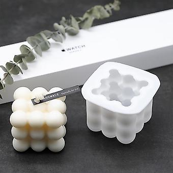 Crafts Flower Candle Mold Diy Handmade Aromatherapy Candle Molds