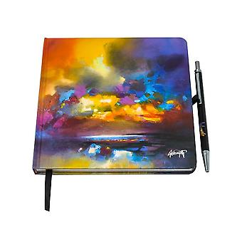 Scott Naismith Warmth Emanates Notebook Set