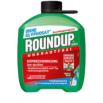 ROUNDUP® Express ferdigmiks, 2,5 liter