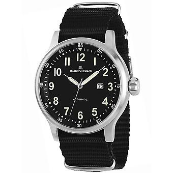 Mens Se Jacques Lemans 1-1723C, Kvarts, 48mm, 10ATM