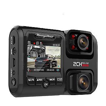 Dual Kamera Dash Cam Recorder