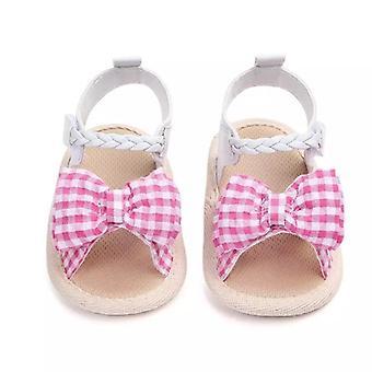 Beautiful Baby Girl Lattice Cotton Shoe