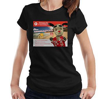 Sooty Sweepy Jet Women's T-Shirt