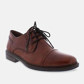 Rieker��17617-24 brown lace up shoes