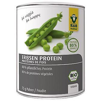 Raab Organic Pea Protein Powder