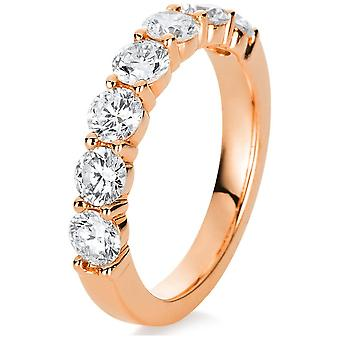 Luna Creation Infinity Ring Memoire Half 1B791R856-1 - Ring Width: 56