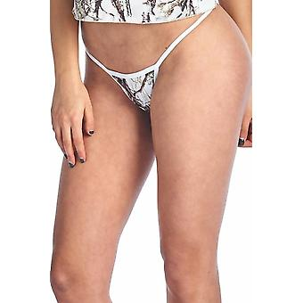 Women's Authentic True Timber  Sexy Camo Lingerie Panties Made N Usa