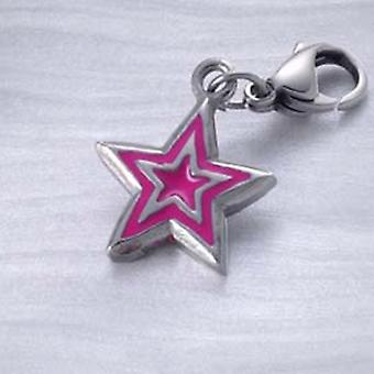 Ladies'Beads Time Force HM004C Pink Silver (1,3 cm)