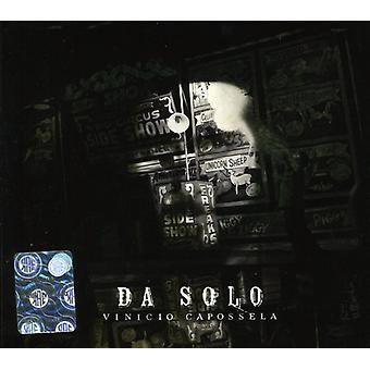 Vinicio Capossela - Da Solo [CD] USA import