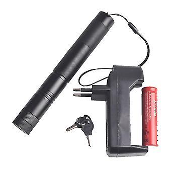 Leistungsstarke reine 532mm grüne Laser Sight Laser Pointer, leistungsstarke einstellbare Fokus-Laser