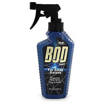 Bod Man Far Away Galaxy Fragrance Body Spray By Parfums De Coeur 8 oz Fragrance Body Spray