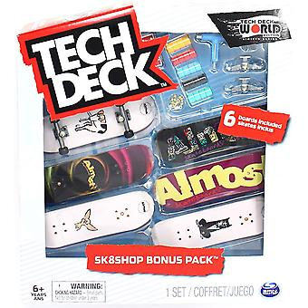Tech Deck Sk8shop Bonus Pack Fast