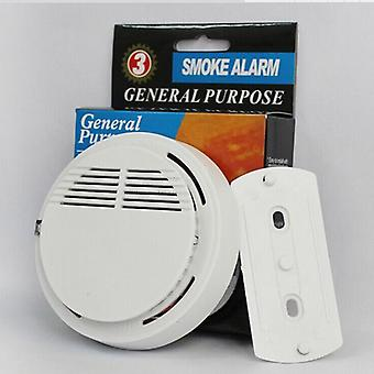 Smoke Alarm, Co Carbon Monoxide Detector, Voice Warn Sensor, Home Security