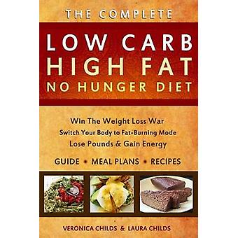 Low Carb High Fat No Hunger Diet - Lose Weight with a Ketogenic Hybrid