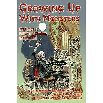 Growing Up with Monsters by Carla Laemmle - 9781593933418 Book