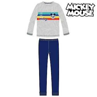 Children's pyjama mickey mouse 74170 grey