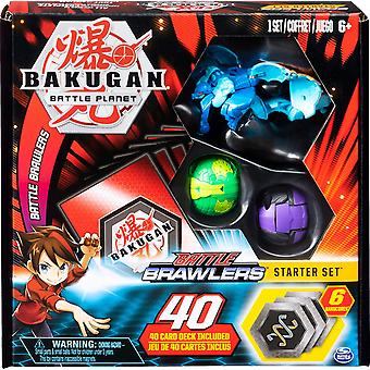 Bakugan Battle Brawlers Starter Set