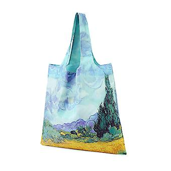 Women's Shopping Bag Eco-friendly Tote Reusable Grocery Tote Handbag