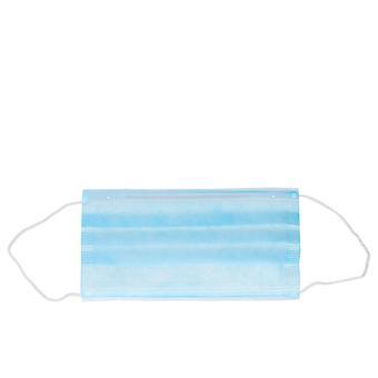 V-tac 3 capas máscaras faciales ply desechables 50 Pz Unisex